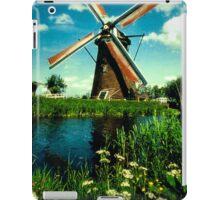 DUTCH WINDMILLS 03 iPad Case/Skin
