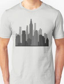 Downtown Grey Unisex T-Shirt