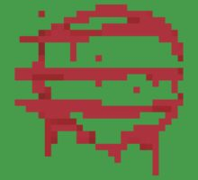 Hotline Miami: 50 Blessings logo Kids Clothes