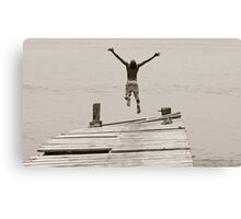 Liberation - Colombia Canvas Print