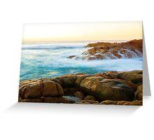 Eyre Peninsula - South Australia Greeting Card