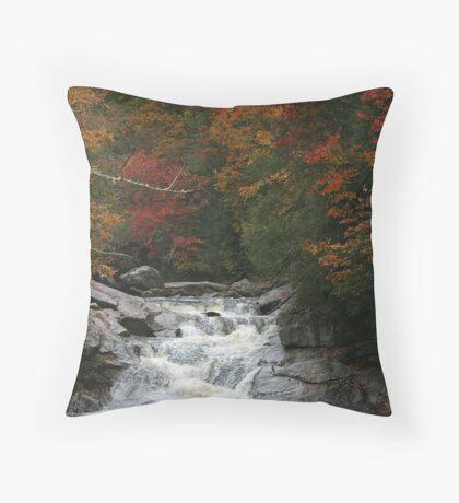 Quarry Falls  Throw Pillow