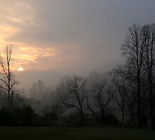 Early Morning Mountain Time by Karen Kaleta
