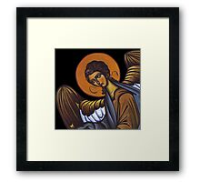 thebes Framed Print