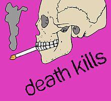 Death kills... by buyart
