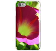 Mornings Glory iPhone Case/Skin