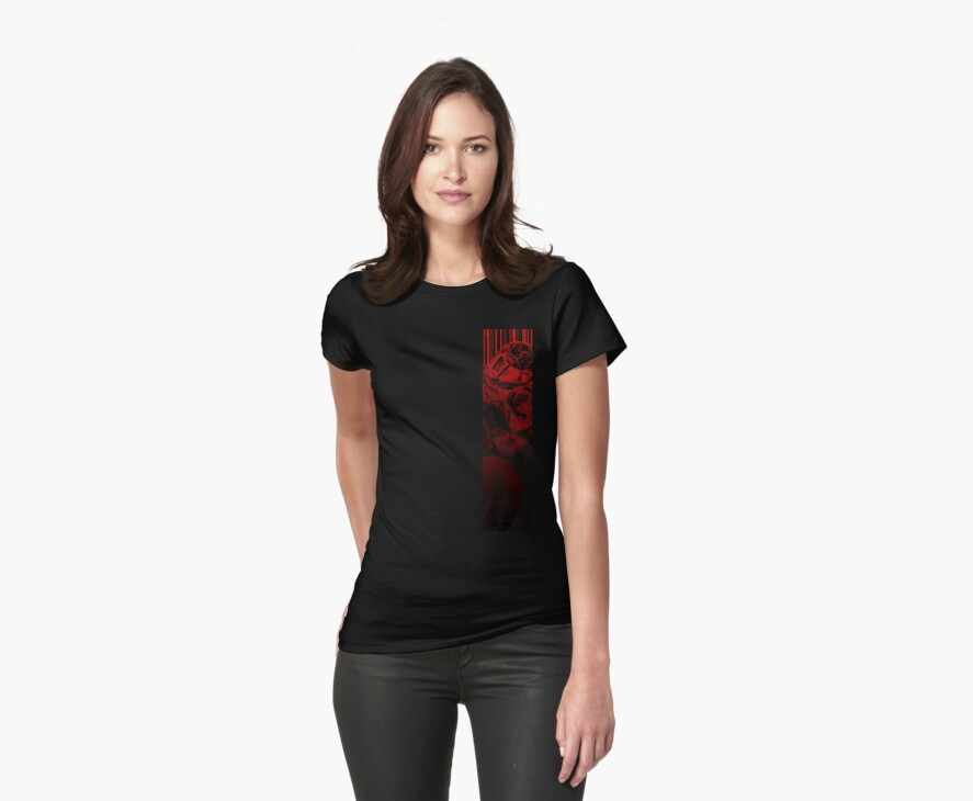 Stoner Red 'n Black by quigonjim