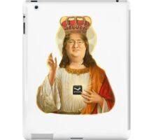 GabeN, Our lord and savior iPad Case/Skin