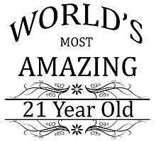 World's Most Amazing 21 Year Old by cheriverymery