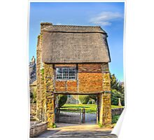 The Lych Gate Poster