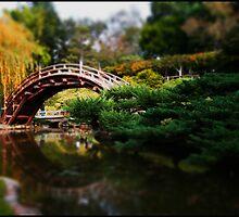 Little LA - Japanese Gardens by Jirrupin