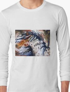Fury in the Wind Long Sleeve T-Shirt