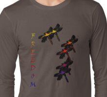 F-R-E-E-D-O-M Long Sleeve T-Shirt
