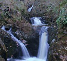 Pecca Falls Ingleton UK by Franco De Luca Calce
