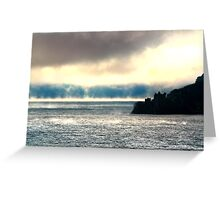 Urquhart Cloud Greeting Card