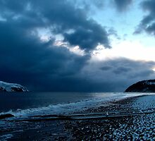 Dark clouds by Calum Davidson