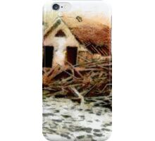 Johnstown Flood, Cambria County, Pennsylvania 1889 - all products iPhone Case/Skin