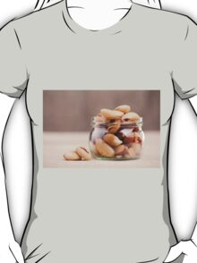 Brazil nuts from Bertholletia excelsa tree T-Shirt