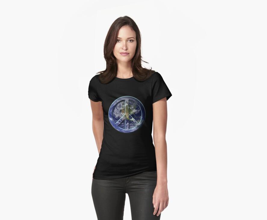 Peace On Earth by ArtByDrew