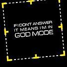 God mode by runningRebel