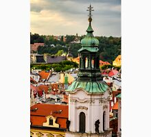 Rooftops of Prague 1 Unisex T-Shirt