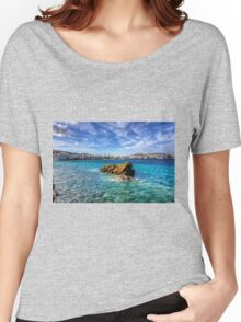 Chora Old Port Women's Relaxed Fit T-Shirt