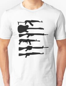 armed 2 Rock T-Shirt
