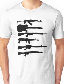 armed 2 Rock Unisex T-Shirt