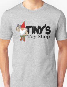 Tiny's Toy Shop Gnome Enforcer Unisex T-Shirt