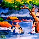 "Monsoon Flood by "" RiSH """