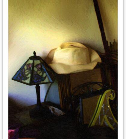 Bedside Magick Sticker