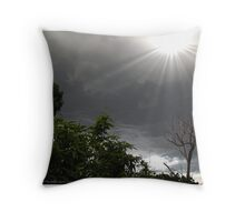 The Bodhi Tree Throw Pillow
