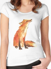 Fox Women's Fitted Scoop T-Shirt