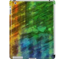 Colorful Abstract 10 iPad Case/Skin