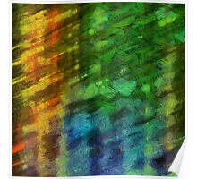 Colorful Abstract 10 Poster