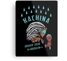 Kachina Breakin' Crew Metal Print