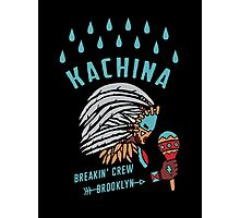 Kachina Breakin' Crew Photographic Print