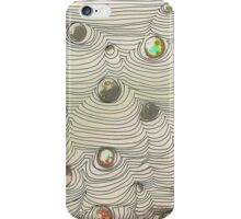 Abstract Line Art 2 iPhone Case/Skin