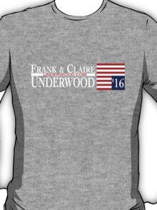 Underwood '16 T-Shirt