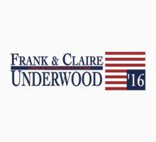 Underwood '16 Blue Kids Clothes