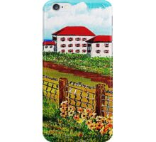 Judalees Neighbors iPhone Case/Skin