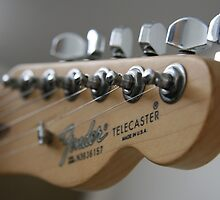 Telecaster by HeidiD
