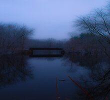 Ipswich River in Winter by Jason Lee Jodoin