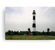 Cape Canaveral Lighthouse Canvas Print