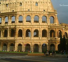 Colosseum V by Tom Gomez