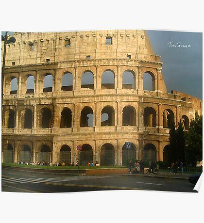 Colosseum V Poster