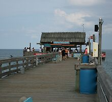 Pier Tiki Bar by Jim Roche