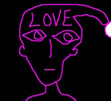 Lovehead by Mike Wrathell