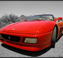 Ferrari 348 Spider by hedgie6