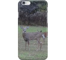Just two dear iPhone Case/Skin